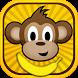 Monkey Kong - Banana Jungle by Gexmob
