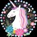 Unicorn Cartoon Theme