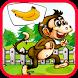 Monkey Run Banana jump by Games apps Morocco