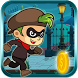 Thief Runner One Touch Escape by Own This Game