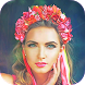 Flower Crown Photo Editor ❤ by Sammob Corporation
