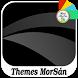 Gray Elegance : Xperia Theme by Themes MorSán