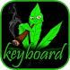 Weed Keyboard Themes by helf pablo