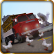 Chicken Transport Van Driver by Entertainment Riders