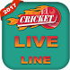 Cricket Live Line by PixlerArt