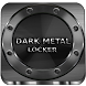 Dark Metal Lock Screen Theme by Mobile Premium Themes