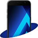 Theme for Samsung Galaxy A7 (2017) by Launchers Inc