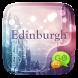 (FREE) GO SMS EDINBURGH THEME by ZT.art