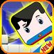Geometry Superman Dash by UVO Studio