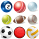2048 Sports Ball Puzzle by RK26