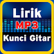 Lirik lagu dan Kunci Gitar Dangdut Caca Handika by Media Gr@fika Dev