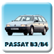 Repair Volkswagen Passat b3/b4