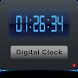 Digital World Clock Widget by HPSOFT
