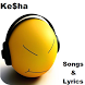 Ke$ha Songs & Lyrics by andoappsLTD