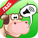 Sound Game with Farm Animals by Kids play with fun apps for toddlers