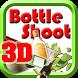 Bottle Shoot 3D by Studio Apps Pro