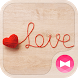 Cute Wallpaper Yarn Love Theme by +HOME by Ateam