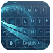 Future Technology Keyboard by live wallpaper collection