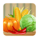 Vegetables Learning Flashcards (Unreleased) by Walter Technologies