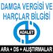 AÖF DAMGA VERGİSİ&HARÇLR BLGSİ by AÖF KURSLARI