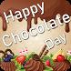 2018 Chocolate Day Greetings - Hindi English Wish by Murlidhar App Studio
