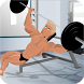 Bodybuilding and Fitness game by fitness - bodybuilding - gym - muscle training