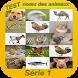 Examen 1 : noms des animaux by prodevapp
