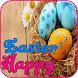 Happy Easter by Bekl line App