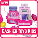 Cashier Toys Kids by Elinerfour