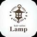 hair salon Lamp by GMO Digitallab, Inc.