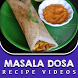 Masala Dosa Recipe by Fast Food Recipe Guru