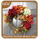 Beautiful Autumn Wreath Ideas by GoDream Studio