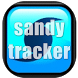 Hurricane Sandy Tracker by Ben Haker