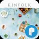Kinfolk style Launcher Theme by SK techx for themes