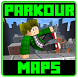 Parkour Maps for Minecraft PE by Alex Muhtar