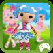 Princess lalaloopsy Dress up by LOMA Apps