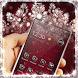 Luxury diamond crown theme by Big Bing Keyboard theme design