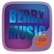 (FREE) GO SMS BEERYMUSIC THEME by ZT.art