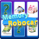 Memory Kids Robocar Toys by Gamikids
