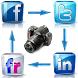 Social Network by John Roberts