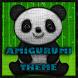 Amigurumi Cute Panda Launcher Theme by Mobile Premium Themes
