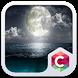 Super Moon Theme C Launcher by Pop Locker Team - Hide Secret App