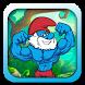 super smurf adventure hero by stephane777