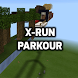 XRun Parkour map for Minecraft by candy chicken