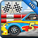 Stock Car for Kids by Car Builder & Racing Games for Kids