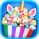 Unicorn Food - Rainbow Popcorn Party by Kids Crazy Games Media