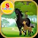 "Free spirit horse ""S"" edition: Fast tracks ???? by kidsmediasys"