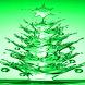 Green Christmas Tree LWP by Daksh Apps