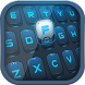 Mechanical tech keyboard by Echo Keyboard Theme