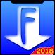 FB Video Downloader social Easy by Miracast display hara